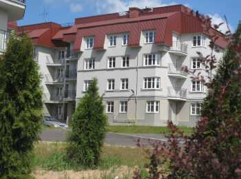 Четыре малоэтажных корпуса на 108 квартир